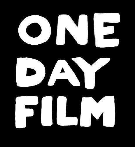 one day film logo-zwart